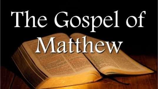 The Gospel According to Matthew - Full Movie | Bruce Marchiano, Richard Kiley, Gerrit Schoonhoven